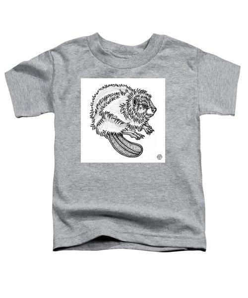 Beaver Toddler T-Shirt