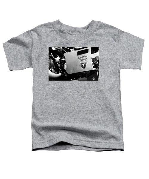Beech At-11 Bw Toddler T-Shirt