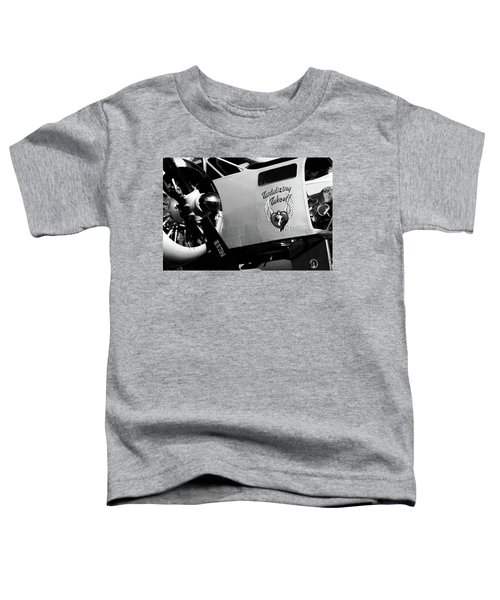 Beech At-11 Bw Toddler T-Shirt