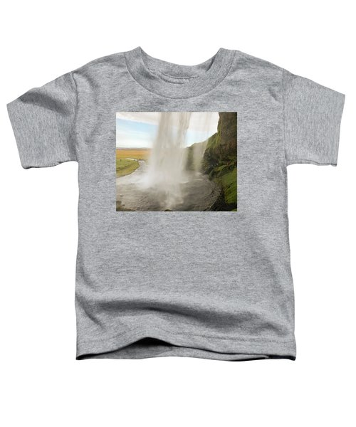 Behind The Curtain Toddler T-Shirt