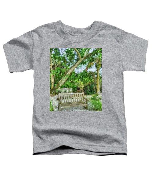 Bench View Toddler T-Shirt