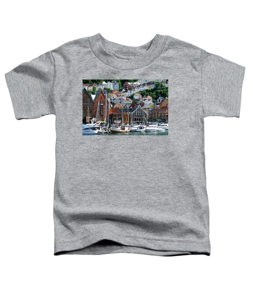 Bergen Toddler T-Shirt