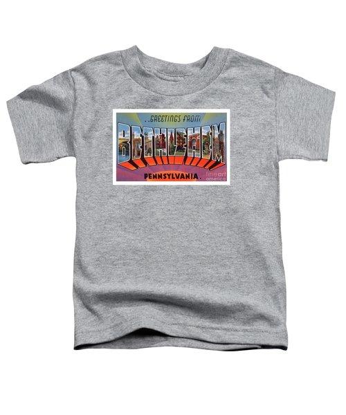 Bethlehem Greetings Toddler T-Shirt