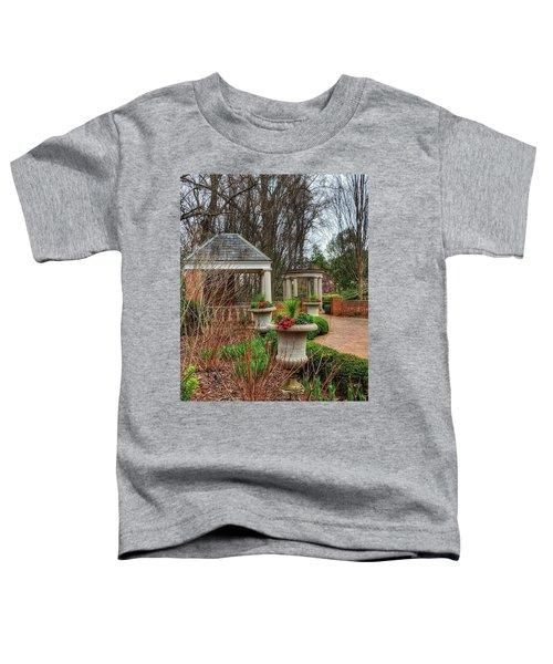 Bits Of Green Toddler T-Shirt