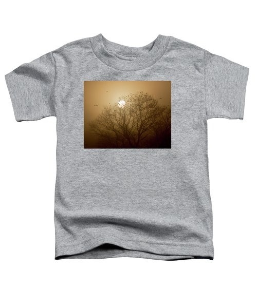 Blackbird Sunrise Toddler T-Shirt