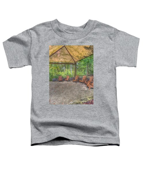 Blacklick Woods - Chairs Toddler T-Shirt