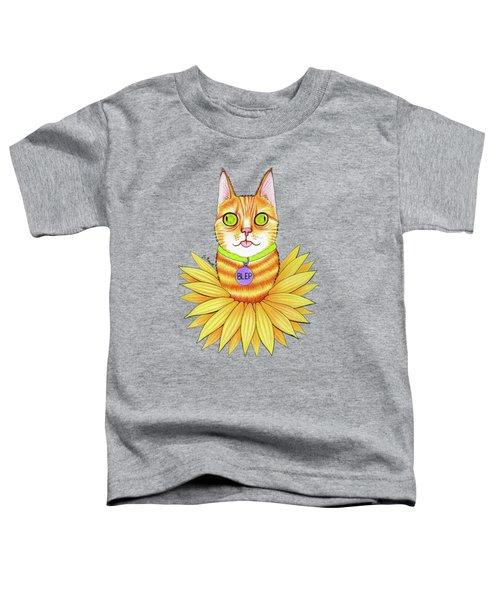 Blep Kitty Toddler T-Shirt