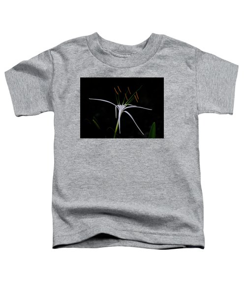 Blooming Poetry Toddler T-Shirt