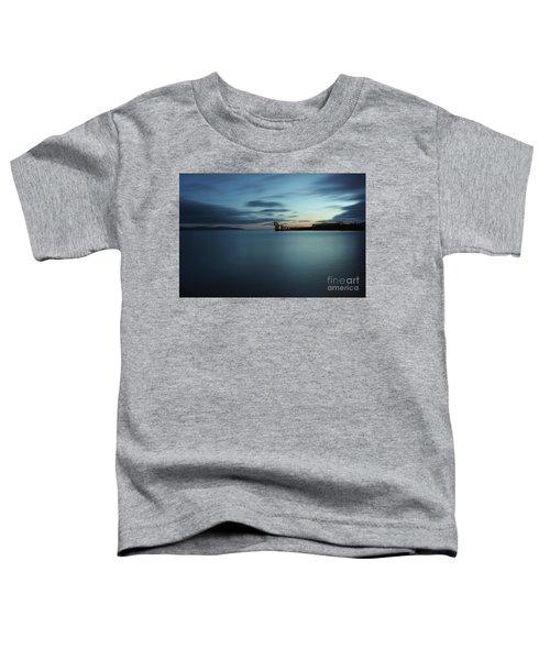 Blue Hour Salthill Toddler T-Shirt