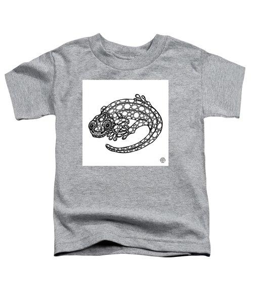 Blue Spotted Salamander Toddler T-Shirt