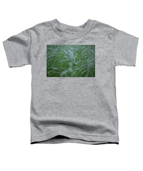 Blurry Wheat Toddler T-Shirt