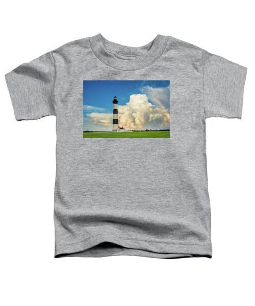 Bodie Island Lighthouse  Toddler T-Shirt
