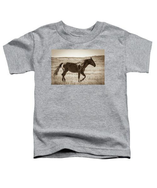 Born To Be Wild Toddler T-Shirt