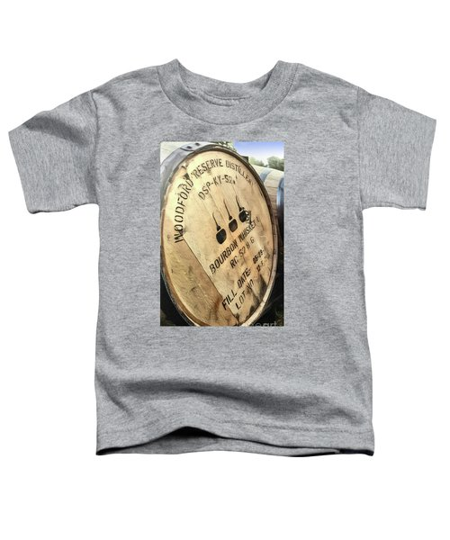 Bourbon Barrel Toddler T-Shirt