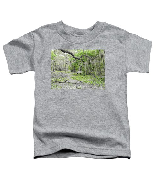 Branching Out Toddler T-Shirt