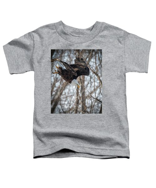 Breakfast On The Fly Toddler T-Shirt