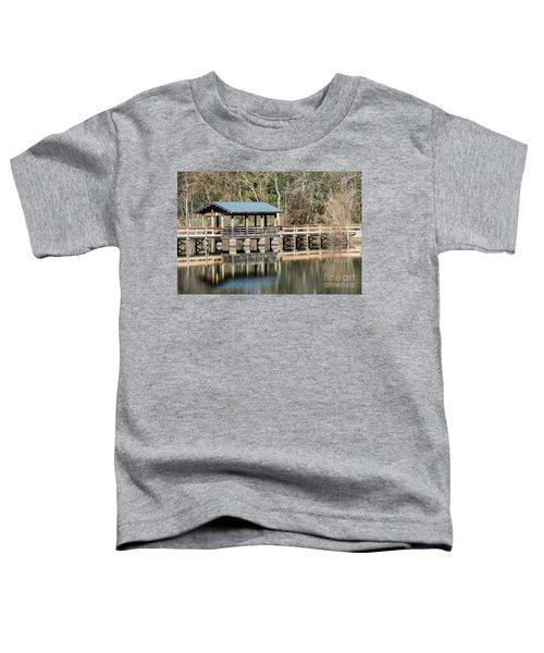 Brick Pond Park - North Augusta Sc Toddler T-Shirt