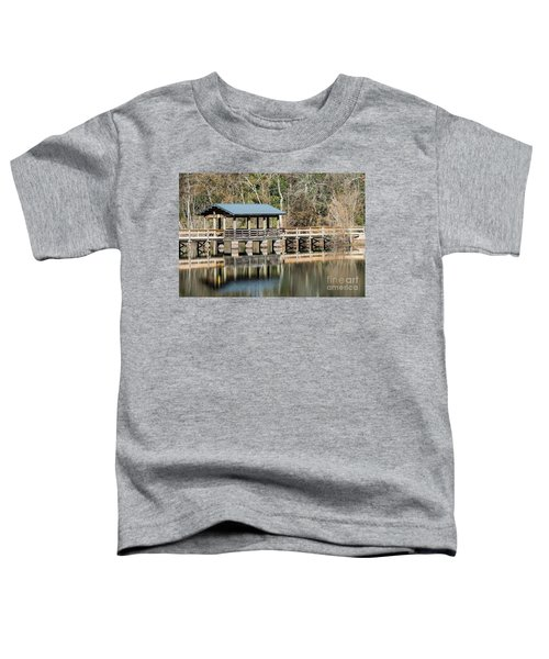Brick Pond Park - North Augusta Sc Toddler T-Shirt