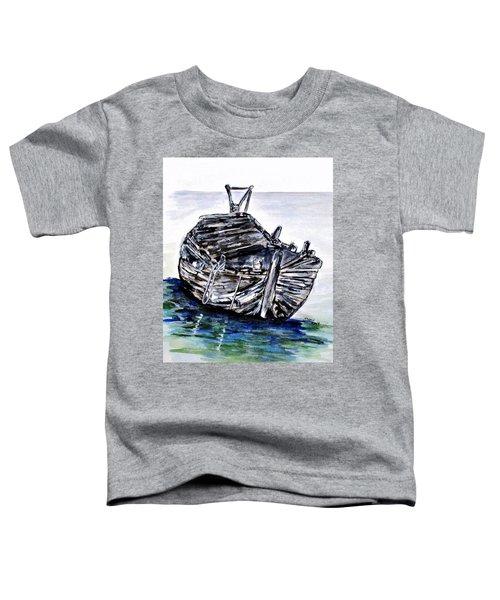 Broken But Afloat Toddler T-Shirt
