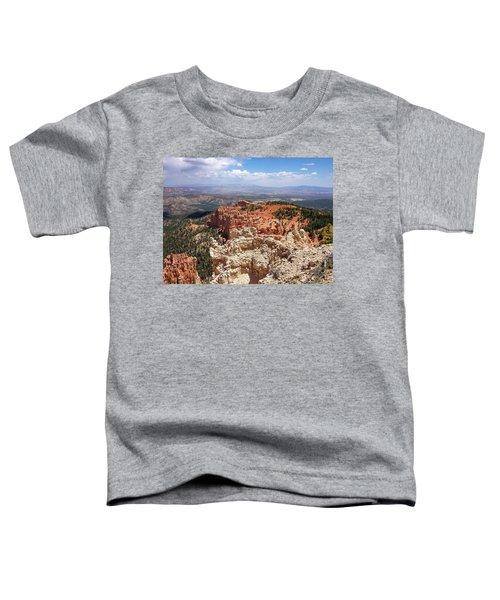 Bryce Canyon High Desert Toddler T-Shirt