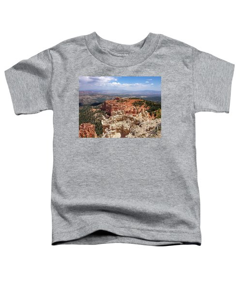 Bryce Canyon High Desert Toddler T-Shirt