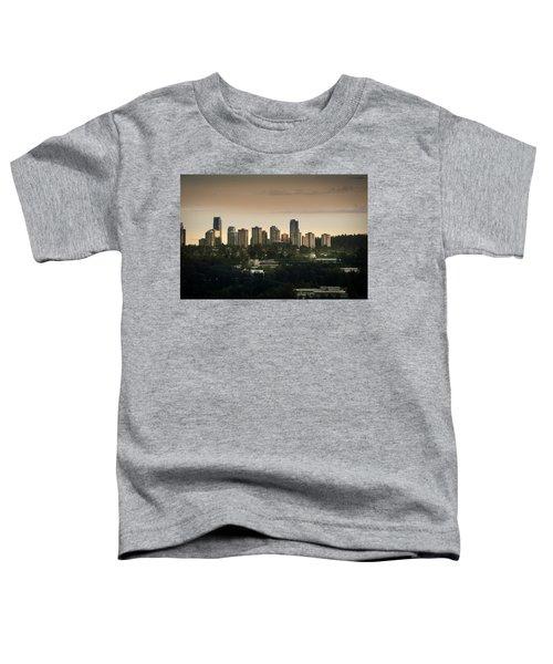 Burnaby Dusk Toddler T-Shirt