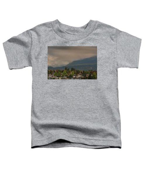 Burnaby Mountain Toddler T-Shirt