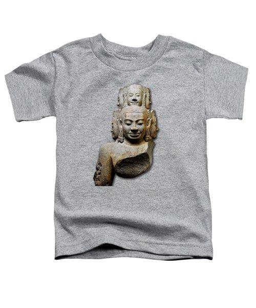 Bust Of Hevajra Toddler T-Shirt