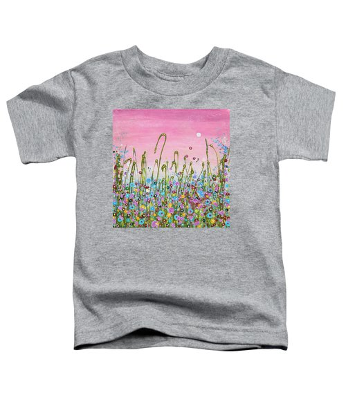 Buttercups And Lilacs Toddler T-Shirt