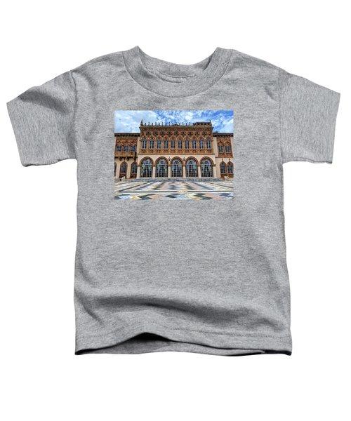Ca D'zan Toddler T-Shirt