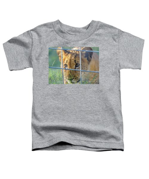 Caged Toddler T-Shirt