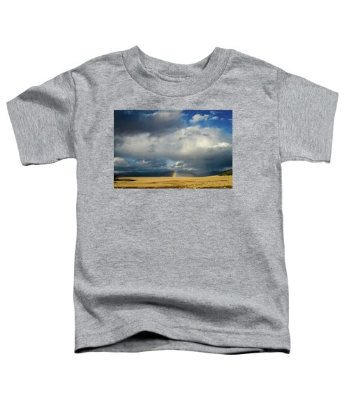 Caldera Rainbow Toddler T-Shirt