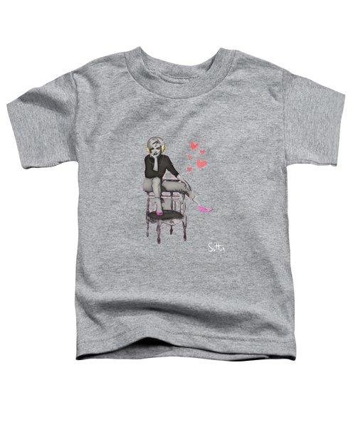 California Dreaming Toddler T-Shirt