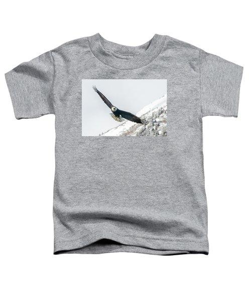 Call Of The Wild North Toddler T-Shirt