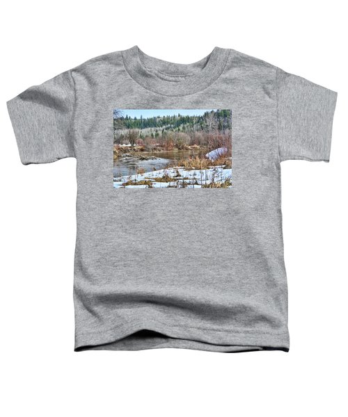 Calm Waters Toddler T-Shirt