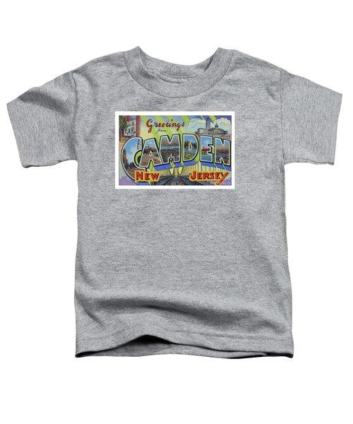 Camden Greetings Toddler T-Shirt