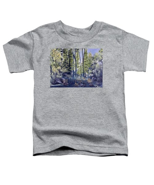 Camp Trail Toddler T-Shirt