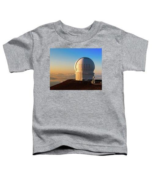 Canada-france-hawaii Telescope Toddler T-Shirt