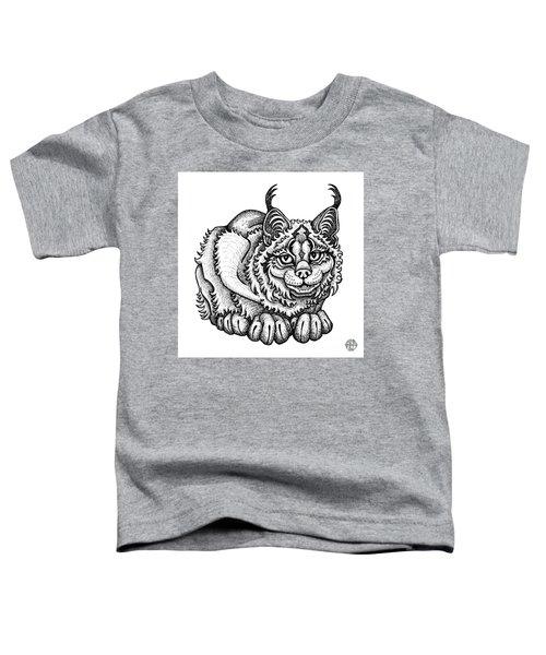 Canada Lynx Toddler T-Shirt