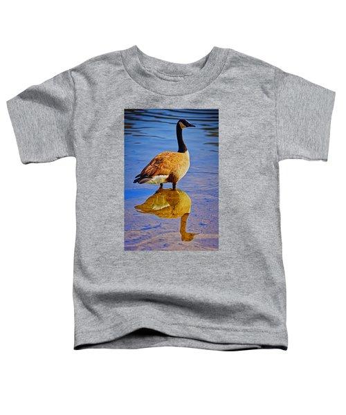 Canadian Goose Toddler T-Shirt