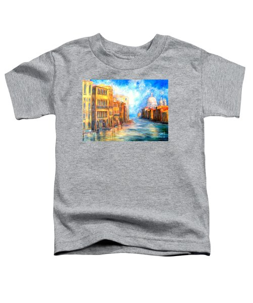 Canale Grande Toddler T-Shirt