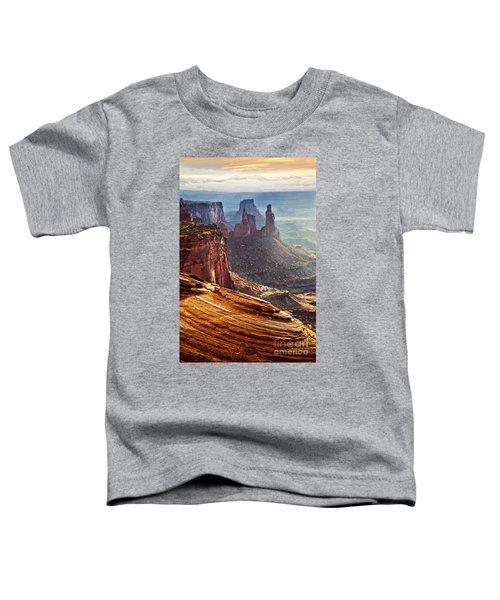 Canyonlands Toddler T-Shirt