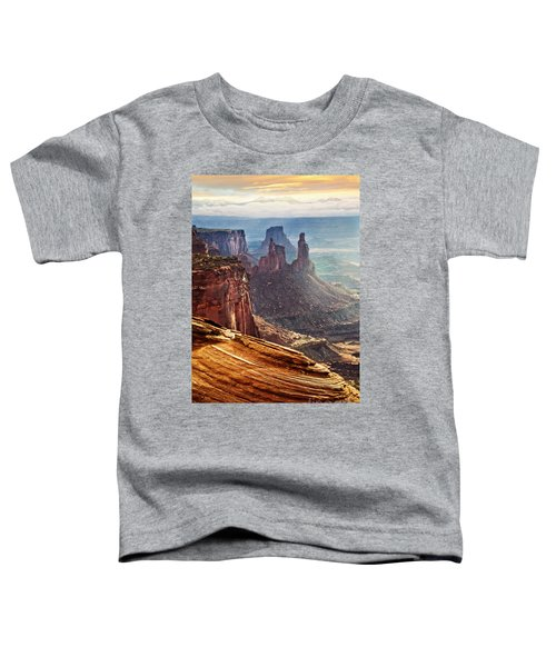 Canyonlands Toddler T-Shirt