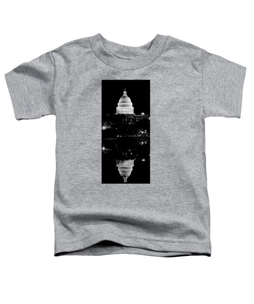 Capitol Upside Down Toddler T-Shirt