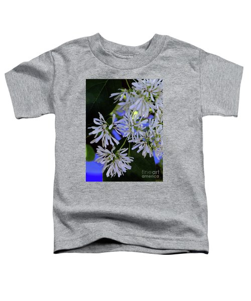 Carly's Tree - The Delicate Grow Strong Toddler T-Shirt