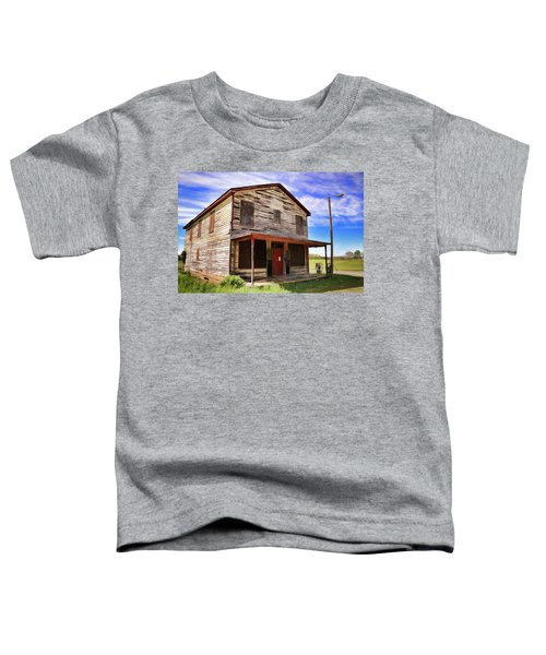 Carter's Store In Goochland Virginia Toddler T-Shirt