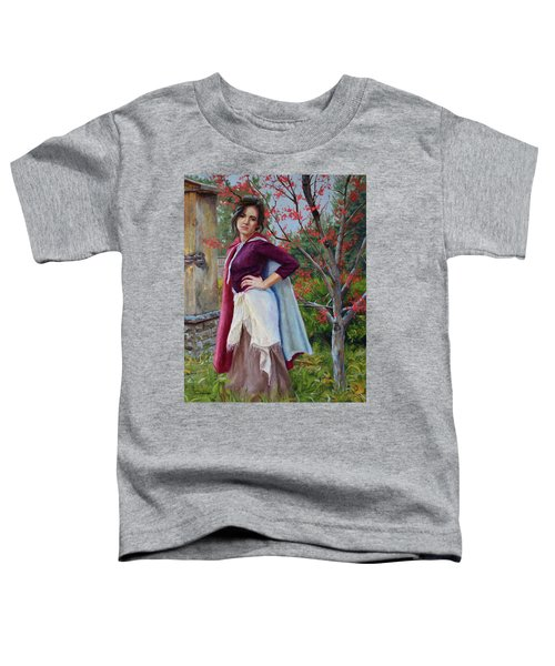 Change Of Season Toddler T-Shirt