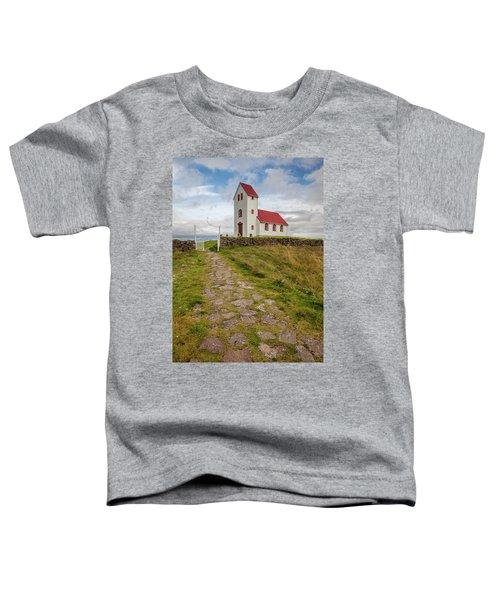 Chapel Walk Toddler T-Shirt