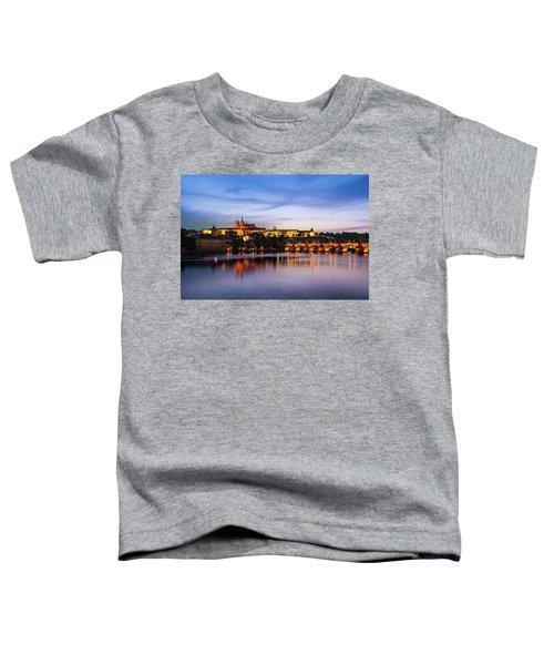 Charles Bridge Toddler T-Shirt