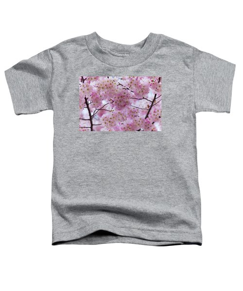Cherry Blossoms 8625 Toddler T-Shirt